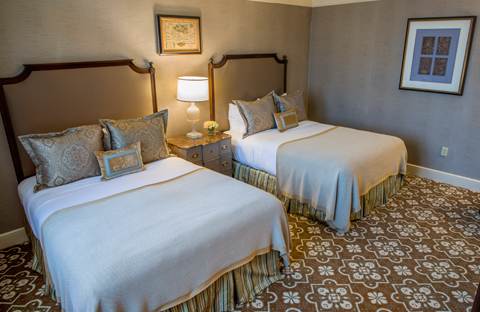 guest rooms the hotel hershey