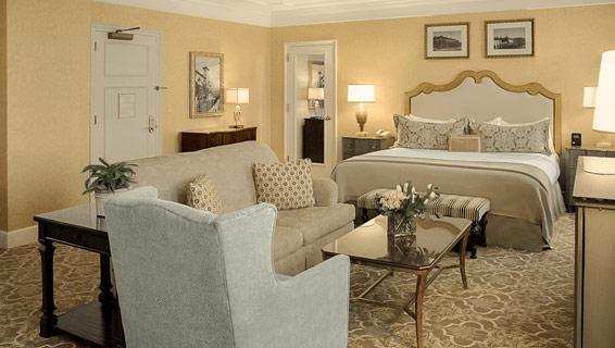 Premium King Guest Room Hotel Hershey