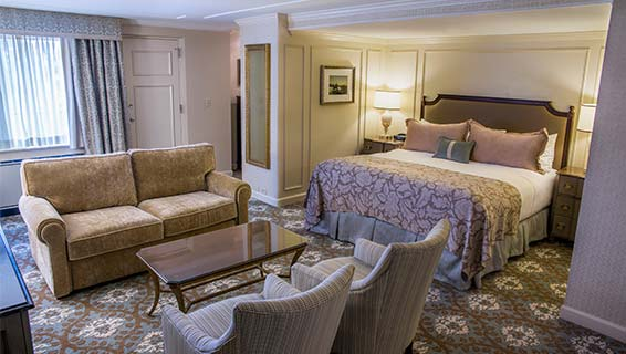 Guest Rooms | The Hotel Hershey