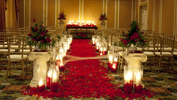 Ceremony in the Starlight Ballroom