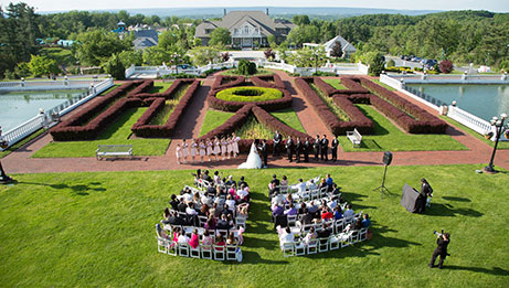Formal Gardens Overview