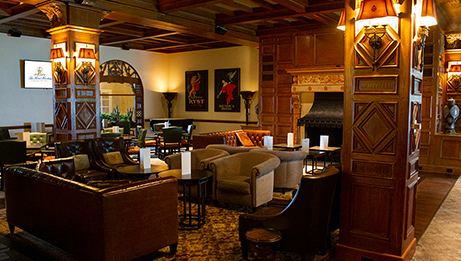 The Iberian Lounge at The Hotel Hershey
