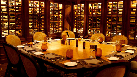 Private Dining Wine Room