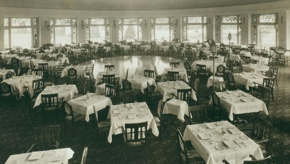 History The Hotel Hershey