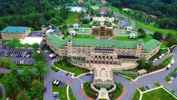 Video of The Hotel Hershey's beautiful property