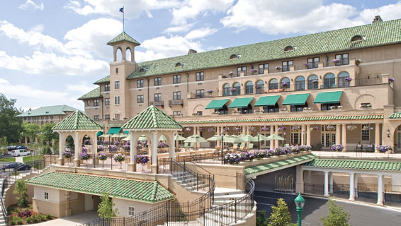 The Hotel Hershey Resort Overview